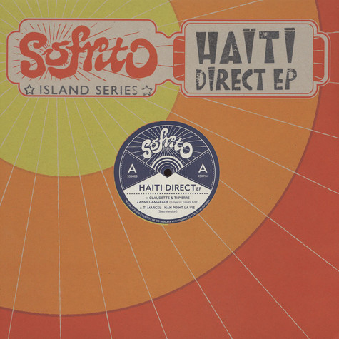 Sofrito Island Series - The Haiti Direct EP