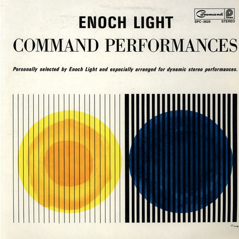 Enoch Light And His Orchestra - Command Performances