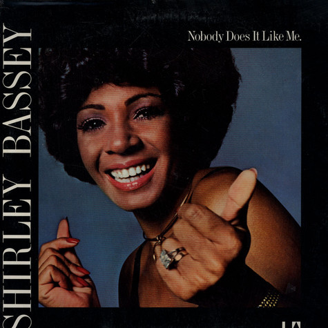 Shirley Bassey - Nobody Does It Like Me