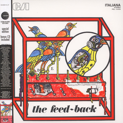 Group, The - The Feed-Back
