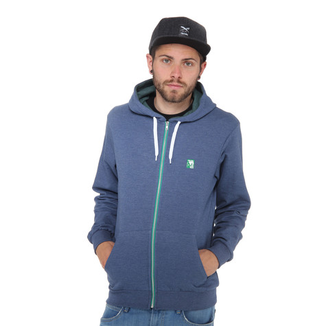 Iriedaily - Desire Color Zip-Up Hoodie