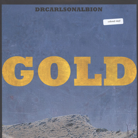 Drcarlsonalbion (Dylan Carlson of Earth) - OST Gold Gold Vinyl Edition