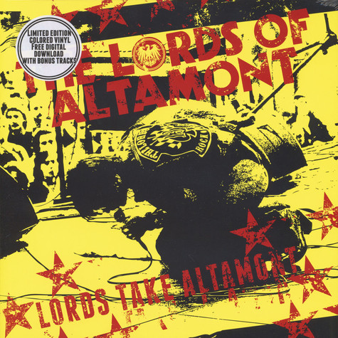 Lords Of Altamont - Lords Take Altamont