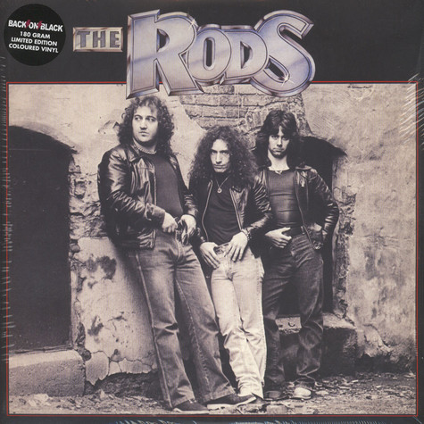Rods, The - The Rods