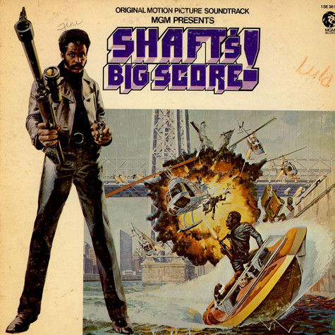 Gordon Parks - OST Shaft's Big Score!