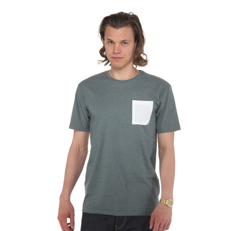Cleptomanicx - Patch Pocket T-Shirt