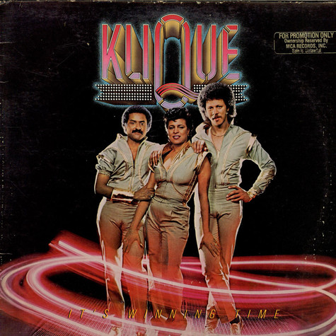 Klique - It's Winning Time