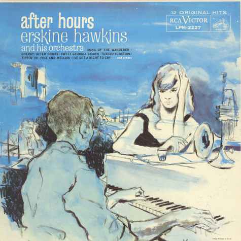 Erskine Hawkins And His Orchestra - After Hours