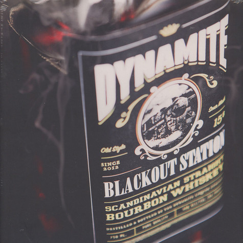 Dynamite - Blackout Station Colored Vinyl Edition