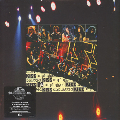 Kiss - MTV Unplugged Back To Black Edition