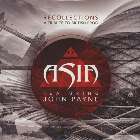 Asia Featuring  John Payne - Recollections: A Tribute To British Prog