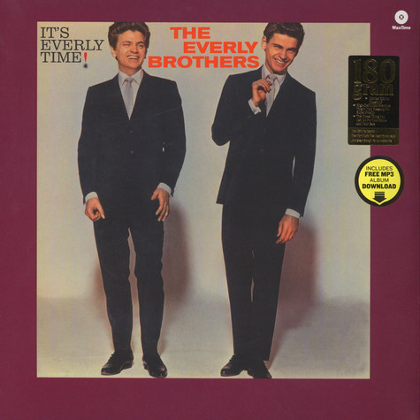 Everly Brothers, The - It's Everly Time!