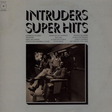Intruders, The - Super Hits