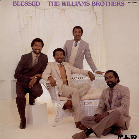 Williams Brothers, The - Blessed