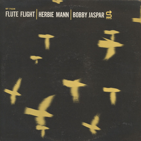 Herbie Mann And Bobby Jaspar - Flute Flight