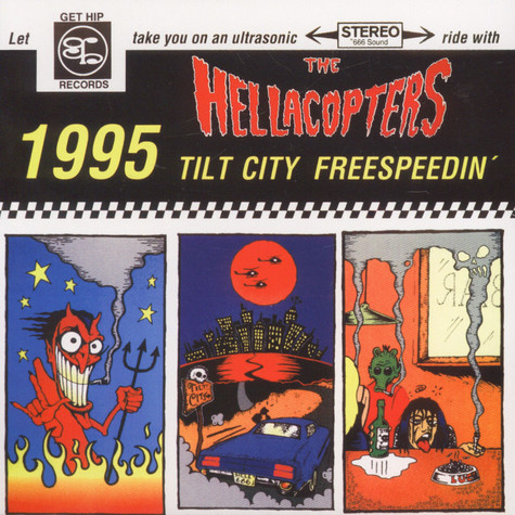 Hellacopters, The - 1995
