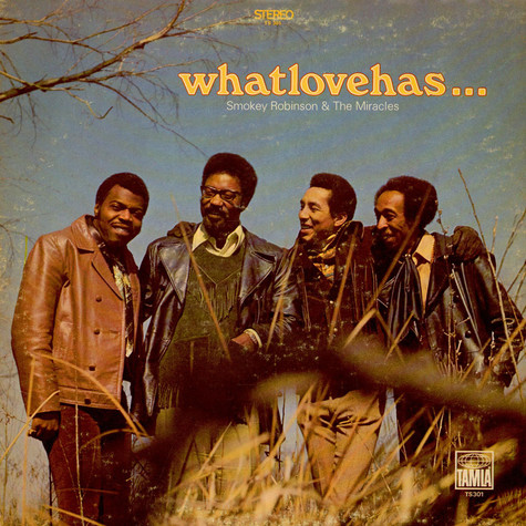 Smokey Robinson & The Miracles - What Love Has Joined Together