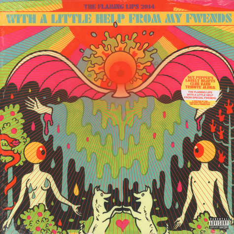 Flaming Lips & Fwends - With A Little Help From My Fwends