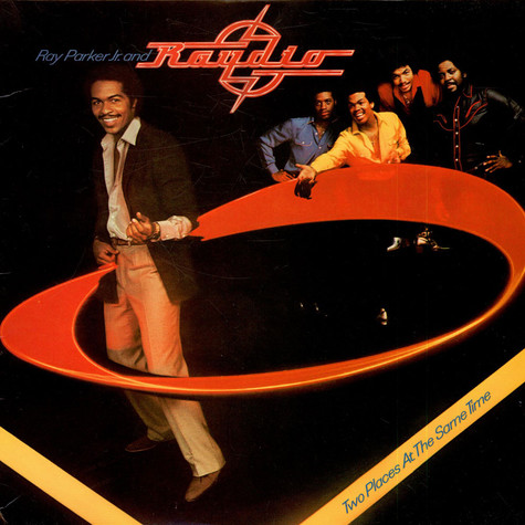 Ray Parker Jr. And Raydio - Two Places At The Same Time