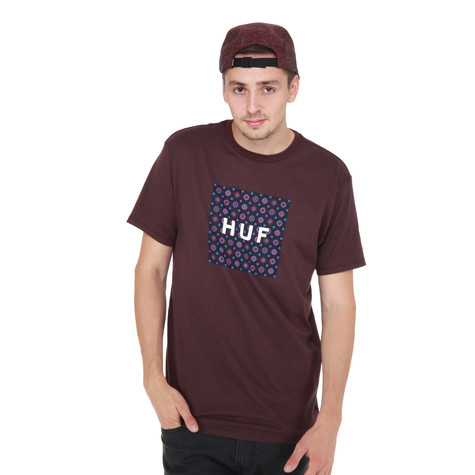HUF - Geometric Box Logo T-Shirt