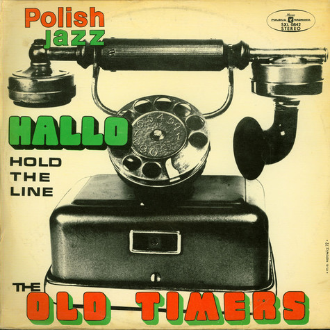 Old Timers - Hold The Line