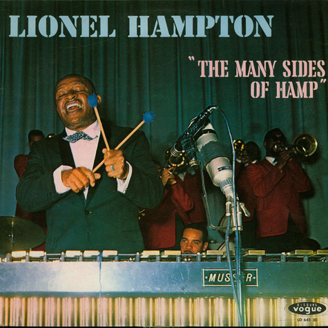 Lionel Hampton - The Many Sides Of Hamp