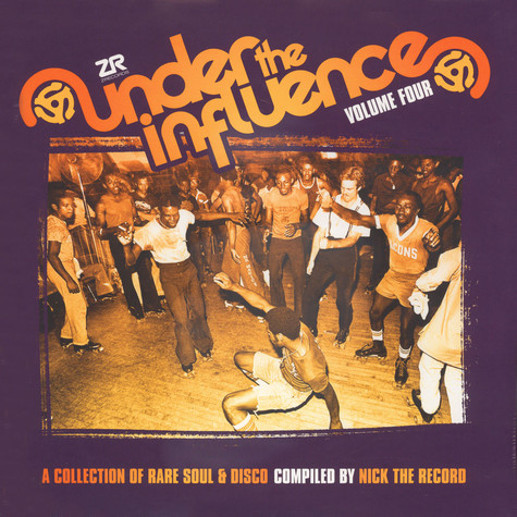 Nick The Record Presents - Under The Influence Volume 4