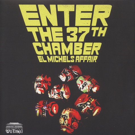 El Michels Affair - Enter the 37th Chamber Red Vinyl Version