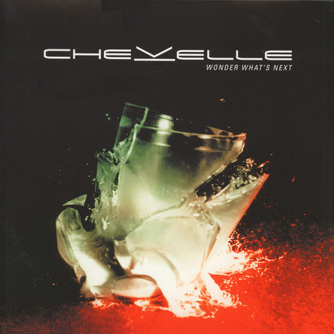 Chevelle - Wonder What's Next Black Vinyl Edition