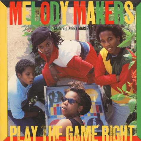 Melody Makers, The - Play The Game Right feat. Ziggy Marley