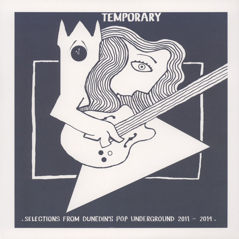 V.A. - Temporary: Selections From Dunedin's Pop Underground 2011-2014
