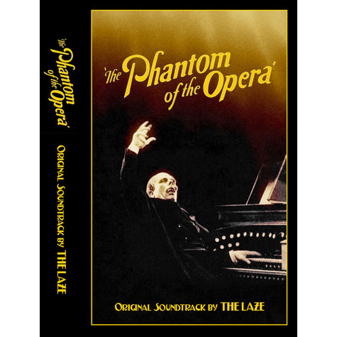 Laze, The - OST The Phantom Of The Opera (1925)