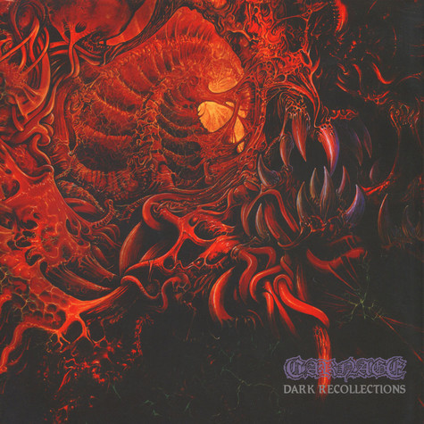 Carnage - Dark Recollections Green Vinyl Edition
