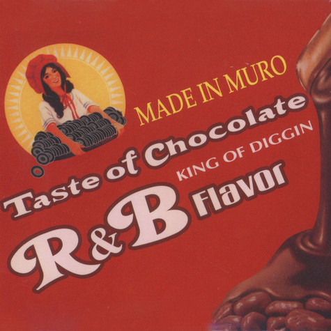 DJ Muro - Taste Of Chocolate: R&B Flavour Volume 1
