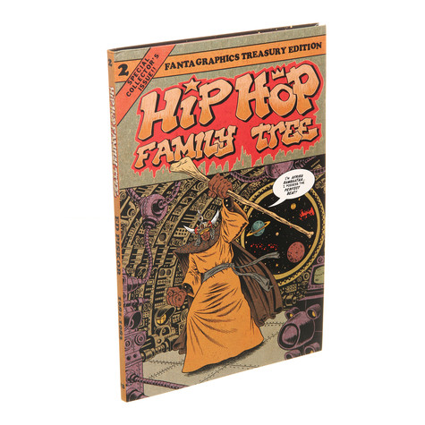 Ed Piskor - Hip Hop Family Tree Volume 2