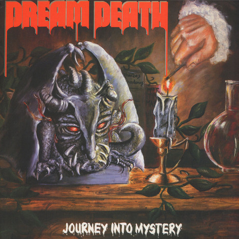 Dream Death - Journey Into Mystery Black Vinyl Edition