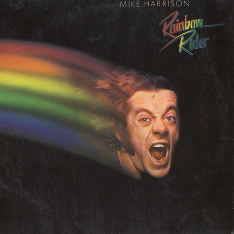 Mike Harrison - Rainbow Rider