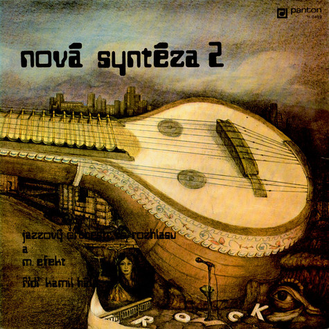 Czechoslovak Radio Jazz Orchestra And Blue Effect, The - Nova Synteza 2