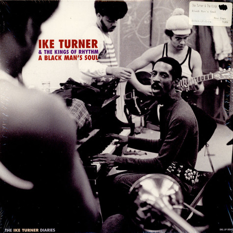 Ike Turner's Kings Of Rhythm - A Black Man's Soul