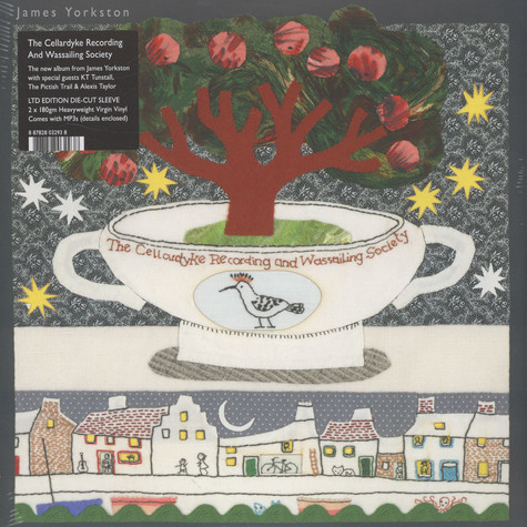 James Yorkston - The Cellardyke Recording and Wassailing Society Limited Edition