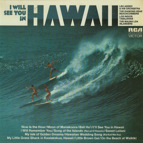 V.A. - I Will See You In Hawaii
