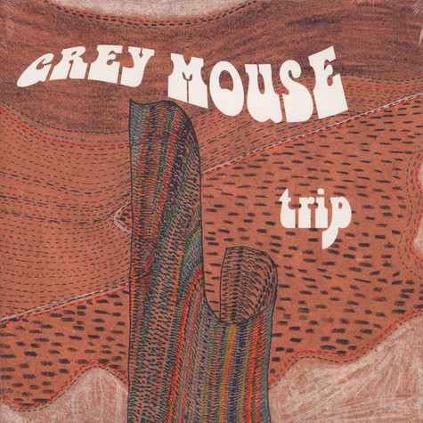 Grey Mouse - Trip Colored Vinyl Edition