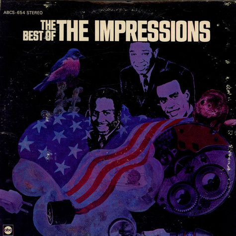 Impressions, The - The Best Of The Impressions
