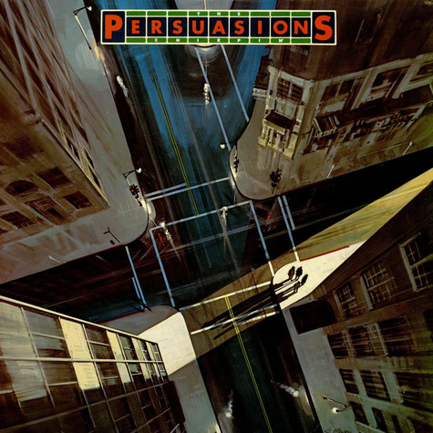 Persuasions, The - Chirpin'