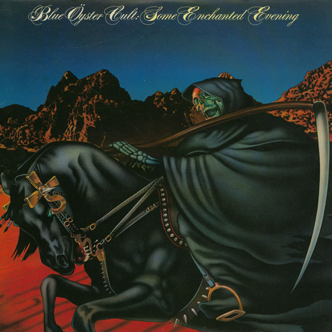 Blue Öyster Cult - Some Enchanted Evening