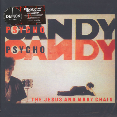 Jesus & Mary Chain, The - Psycho Candy