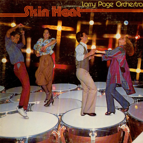 Larry Page Orchestra - Skin Heat