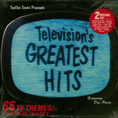 V.A. - Television's Greatest Hits (65 TV Themes! From The 50's And 60's)