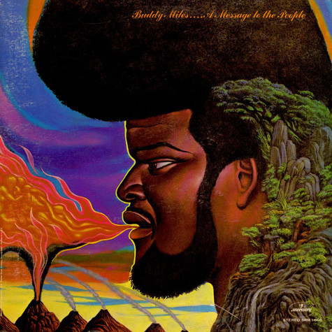 Buddy Miles - A Message To The People