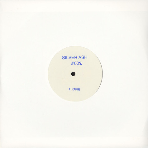 Unknown Artist - Silver Ash #002